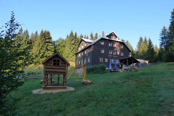 Turistická chata Skalka foto 1