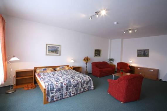 Hotel Slávia Tábor foto 3