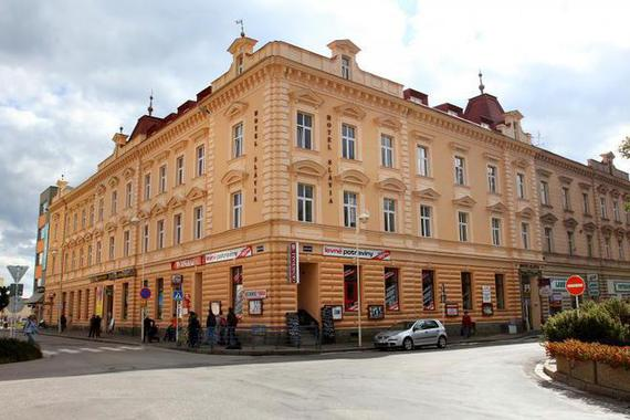 Hotel Slávia Tábor foto 1