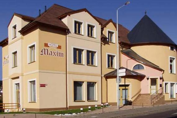 Hotel Maxim foto 1