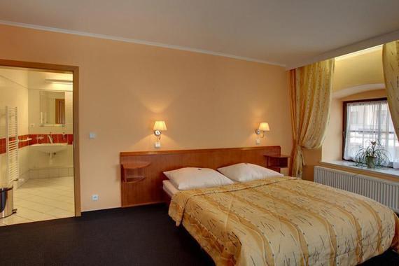 Zámecký Hotel Zlatý Orel foto 6