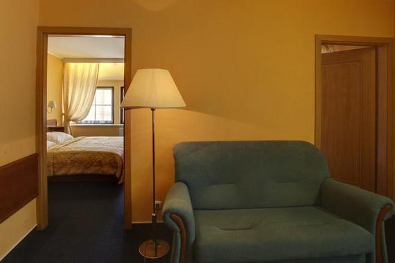 Zámecký Hotel Zlatý Orel foto 7