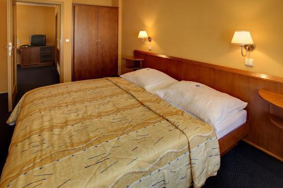 Zámecký Hotel Zlatý Orel foto 9