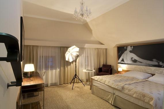 Hotel Aplaus foto 14