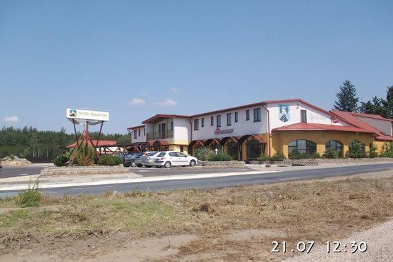 Motel Železné Hory foto 2