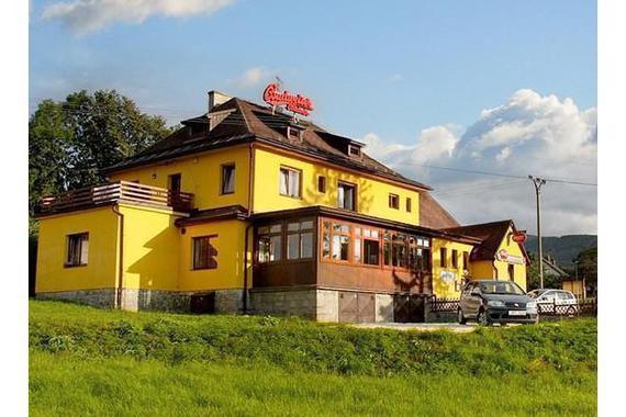 Hotel Rychleby Černá Voda foto 1