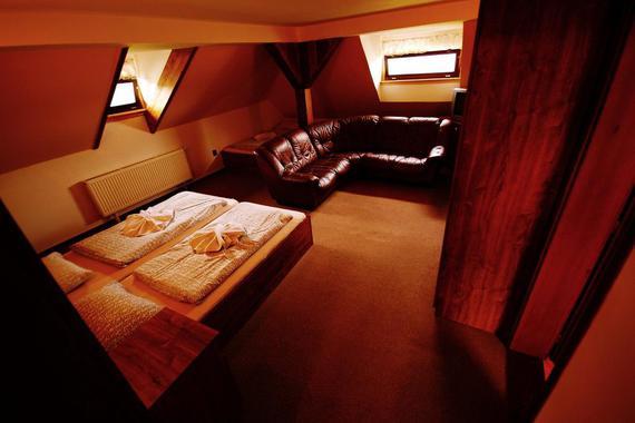 Hotel Rychleby Černá Voda foto 7