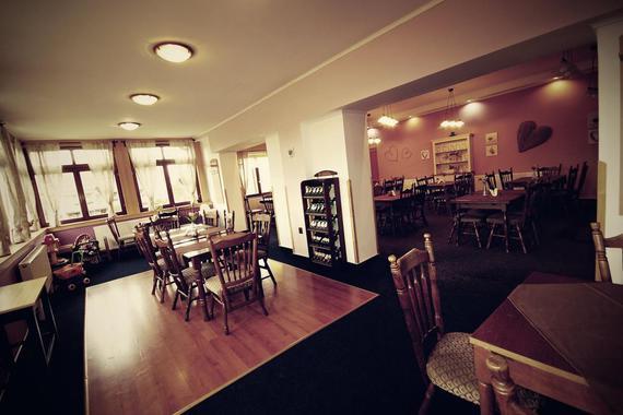 Hotel Rychleby Černá Voda foto 4
