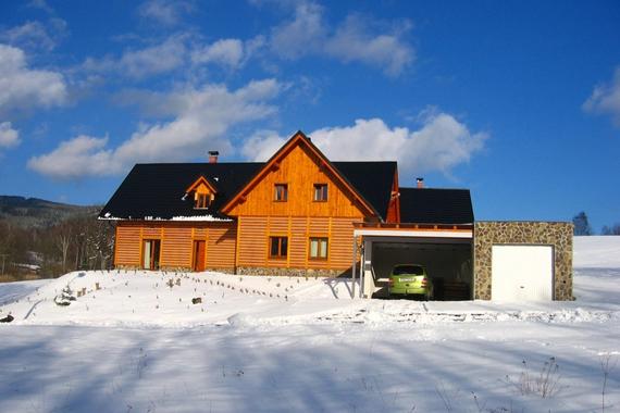 Chalupa Dolní Morava foto 1
