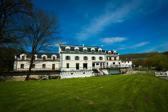 Romantick� Hotel Ml�n Karl�tejn
