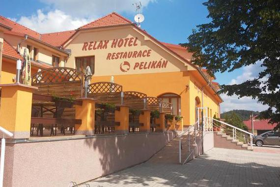 Relax Hotel Pelikán foto 1