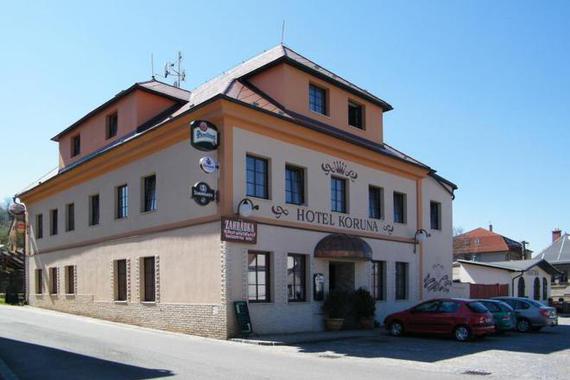Hotel Koruna foto 1