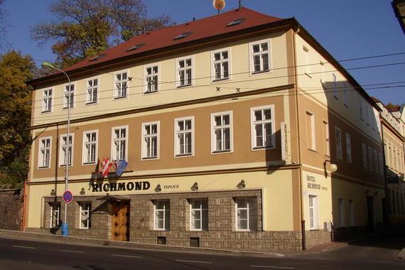 Hotel Richmond foto 1