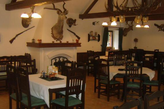 Restaurace a penzion Červené Blato foto 13