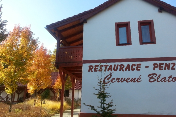 Restaurace a penzion Červené Blato foto 18