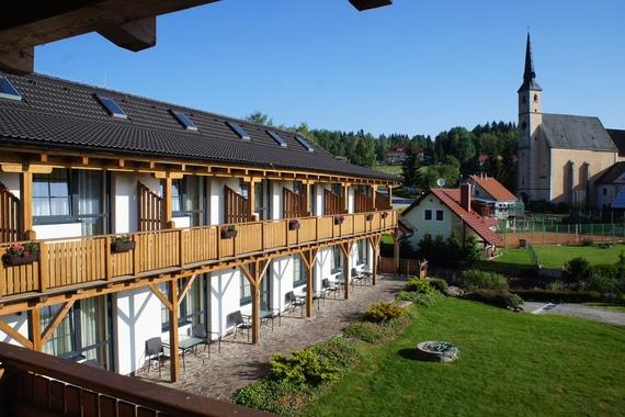 Garni & apartman hotel Albatros foto 1