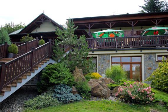 Hotel Vyhlídka Luhačovice foto 6