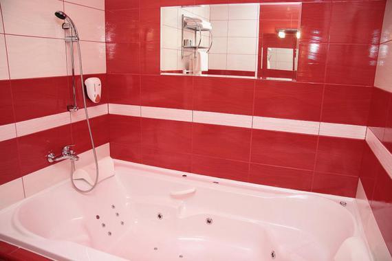 apartmán č.3-koupelna