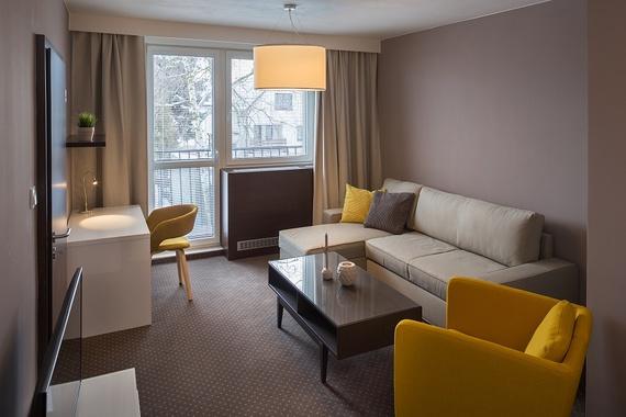 Hotel Opus foto 1