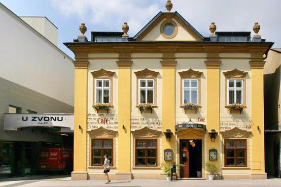 Hotel U Zvonu foto 2