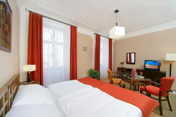 Hotel U Zvonu foto 9