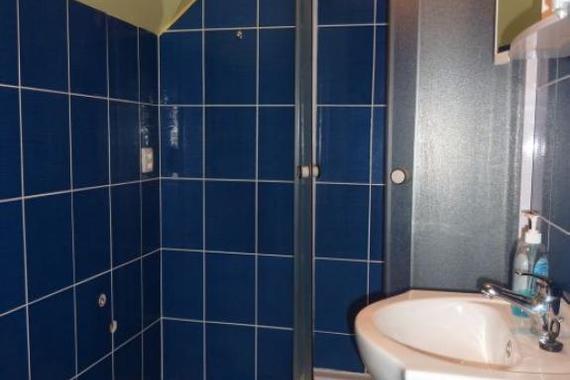 koupelna penzionu Chrudimák