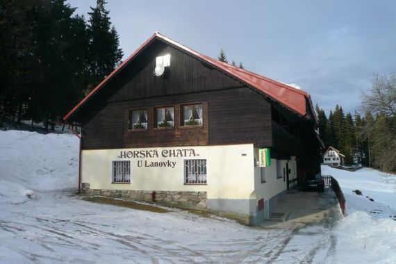 Horská chata U Lanovky foto 1