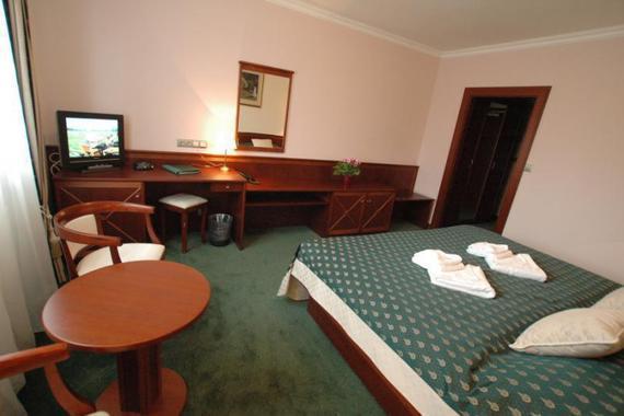 Hotel Komorní hůrka foto 7