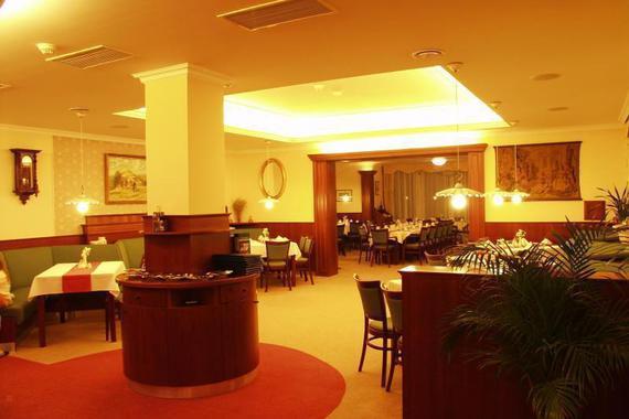 Hotel Komorní hůrka foto 9