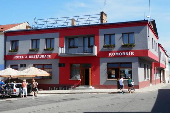 Hotel Komorník foto 1