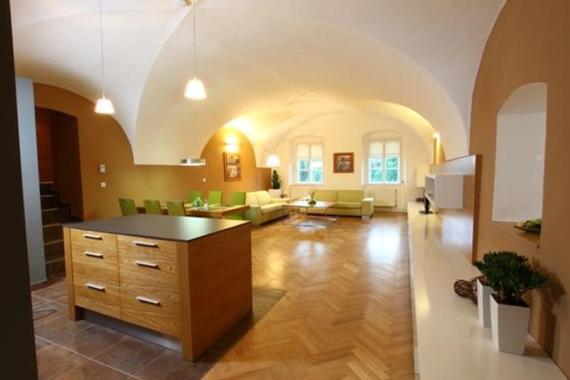 Penzion Chornitzerův dům foto 2