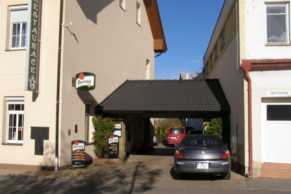 Hotel Huňáček foto 1