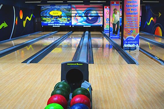 Penzion Raketa Bowling foto 21