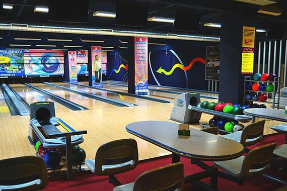 Penzion Raketa Bowling foto 22