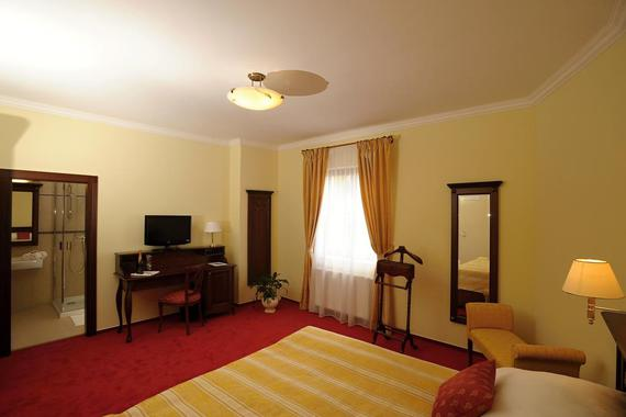 Hotel U krále & apartmány foto 11