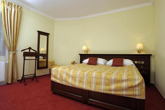 Hotel U krále & apartmány foto 18