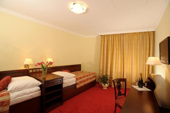 Hotel U krále & apartmány foto 20