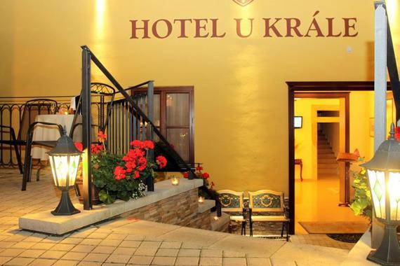 Hotel U krále & apartmány foto 3