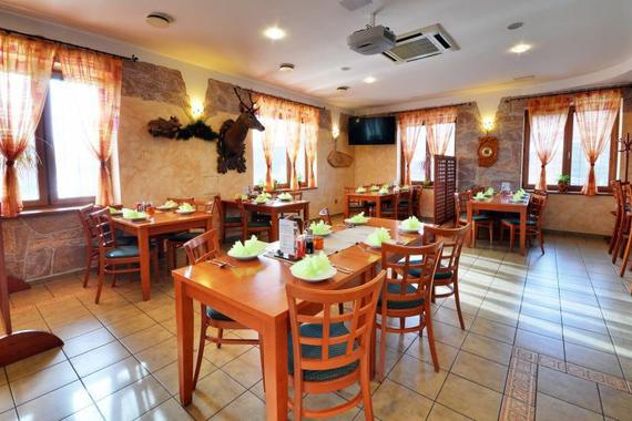 Restaurace a penzion Kamenec foto 7