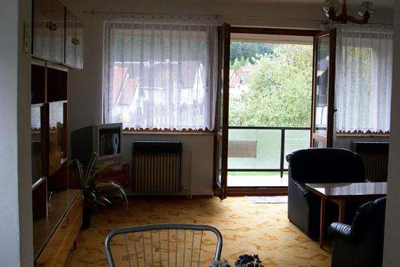 apartmám v patře