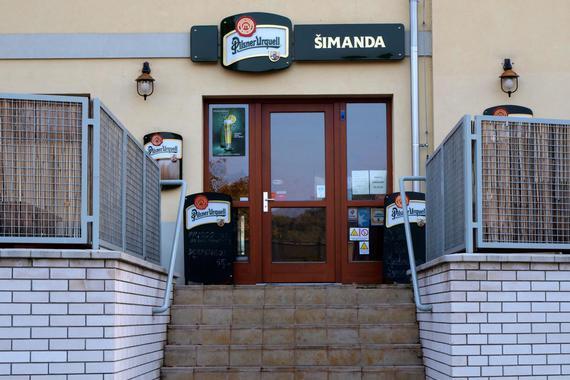 Penzion a Restaurace Šimanda foto 17