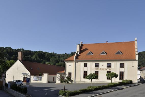 Hotel ZLATÁ HVĚZDA foto 3