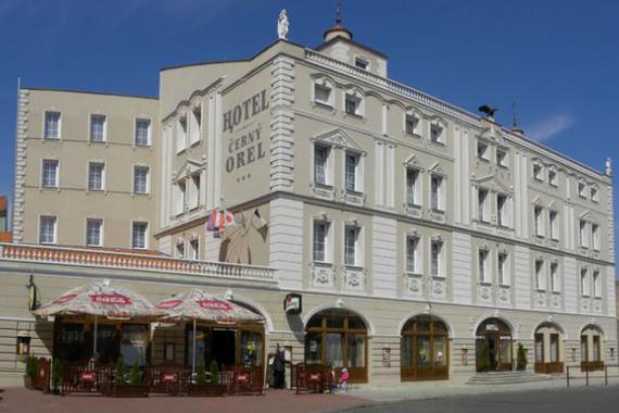 Hotel Černý Orel foto 1