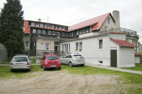 Chata - penzion Spojařka foto 4