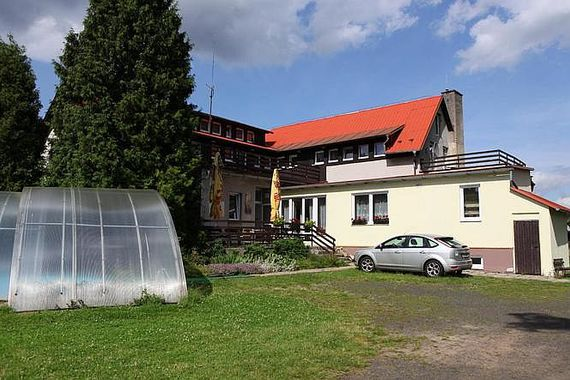 Chata - penzion Spojařka foto 1