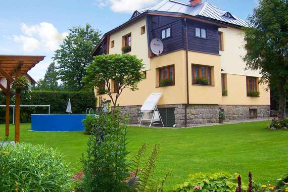 Apartmány Kynčlová Harrachov foto 2