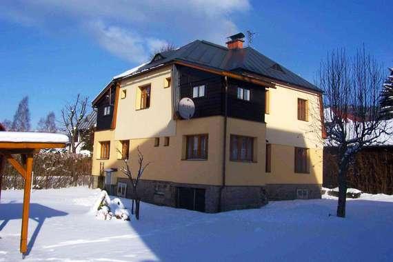 Apartmány Kynčlová Harrachov foto 1