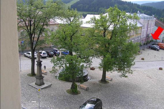 Apartmány na Šumavě pod hradem Kašperk foto 32
