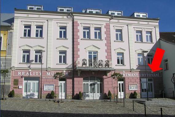 Apartmány na Šumavě pod hradem Kašperk foto 2