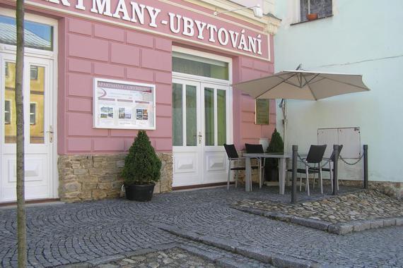 Apartmány na Šumavě pod hradem Kašperk foto 3